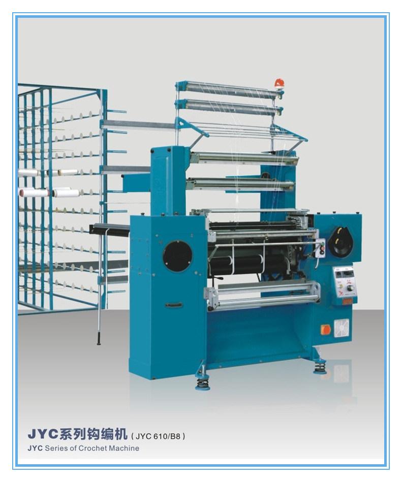 Jyc Series of Crochet Machine (JYC 610/B8)