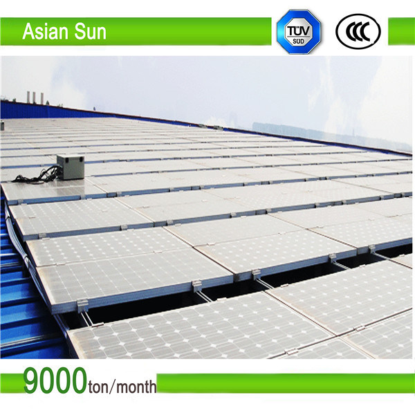 Distributed Solar PV Mounting System