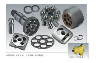 Rexroth A6vm/A7vo 28/56/63/80/107/200/250/355/500/100 Inclined Shaft Hydraulic Pump Spare Parts