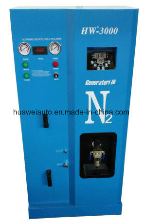 HW-3000 Car, Motorcycle, Bus Tyre Nitrogen Machine