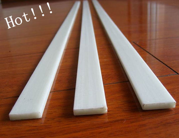 High Quality Fiberglass/FRP Flat Bar, FRP Strip, FRP Sheet