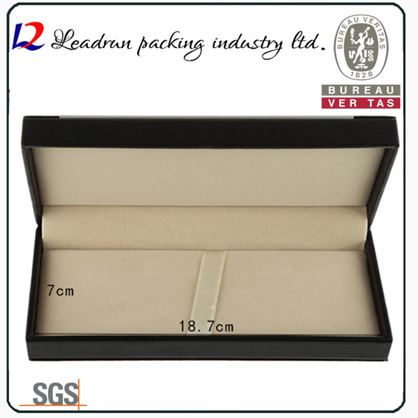 Wood Packaging Pencil Gift Pen Box Paper Display Plastic Pen Box Packing Box Display Box (Lrp01)