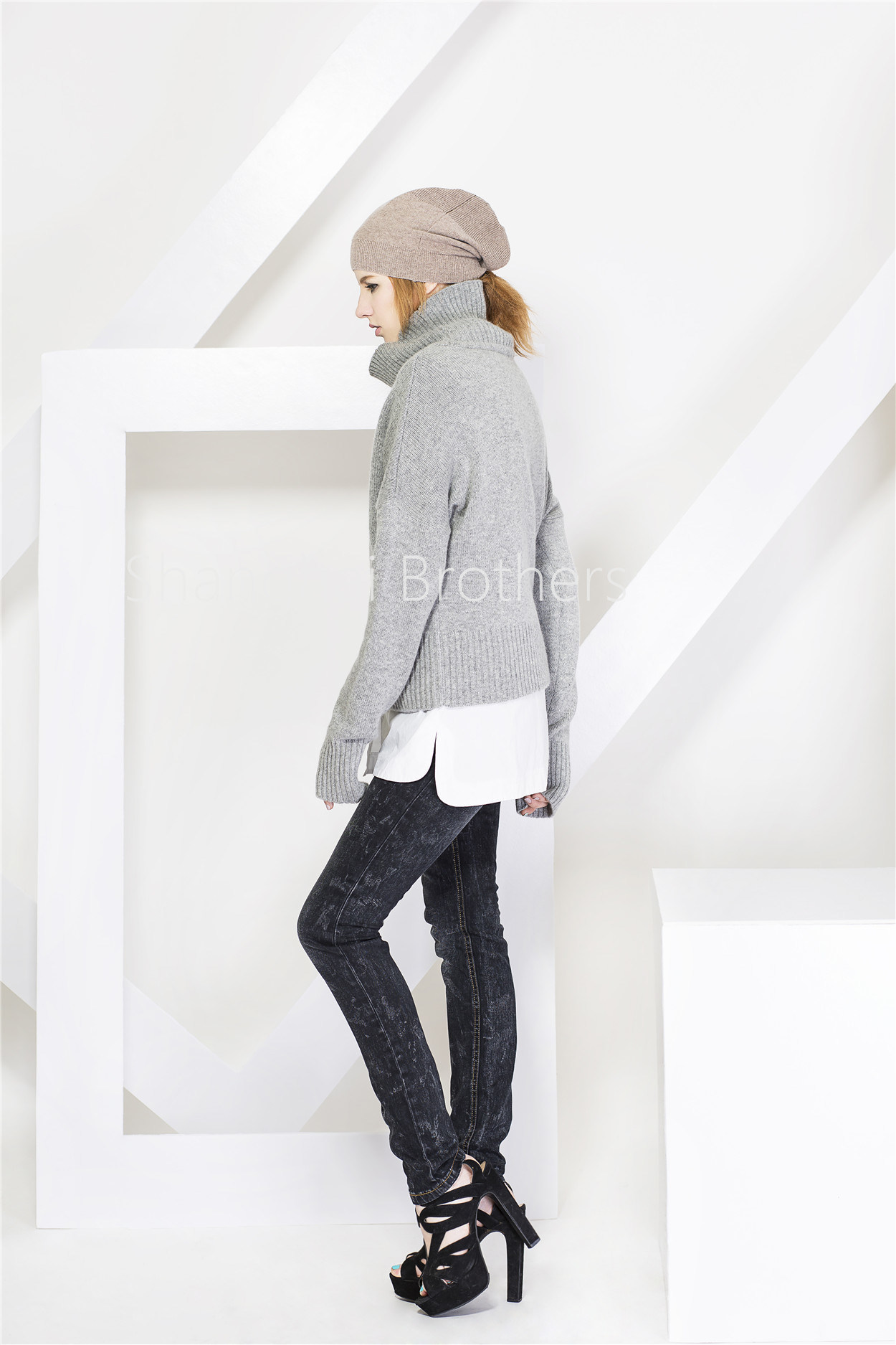 Cashmere Pullover 16braw416