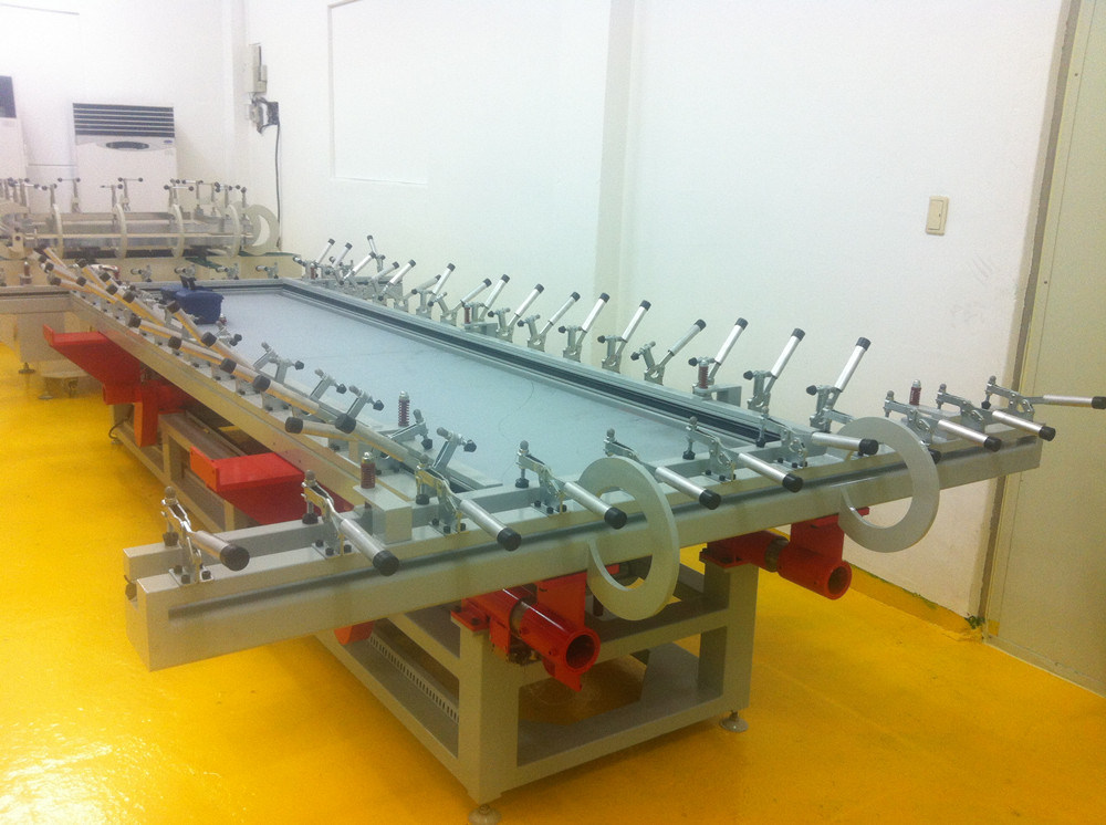 Aluminum Screen Printing Frames by Kiwo Adhesive