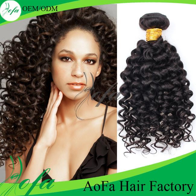 Deep Wave 7A/8A Virgin Human Hair Extension Remy Brazilian Hair