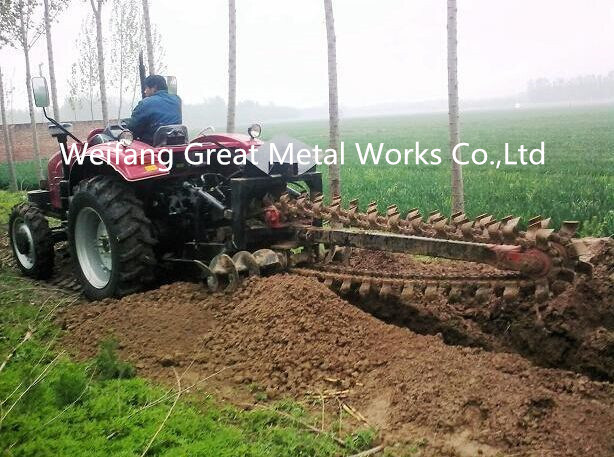 Ditching Machine (GLT-02F)