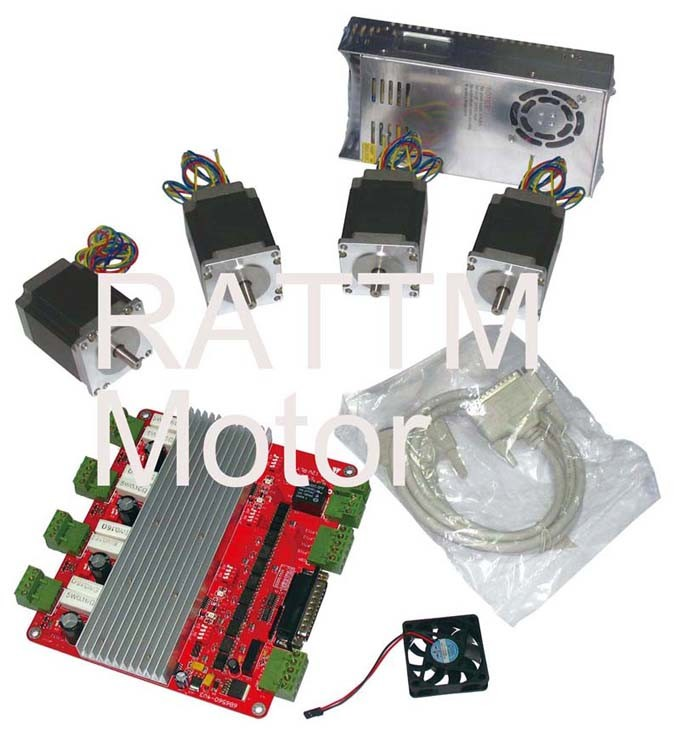 Cnc Stepper Motor Controller Kits