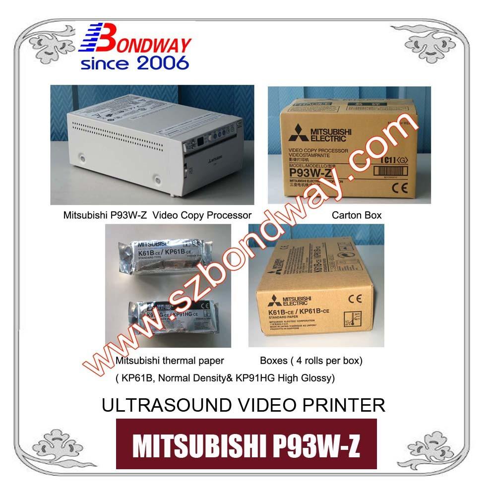 Mitsubishi Thermal Video Printer- for Ultrasound Scanner