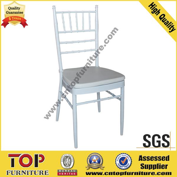 Metal Banquet Wedding Chiavari Chair