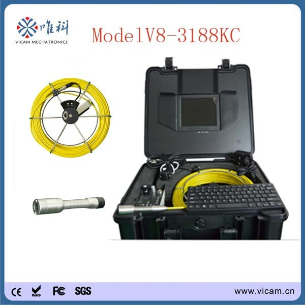 Mechatronics Equipment Pipe Inspection in China for Sale