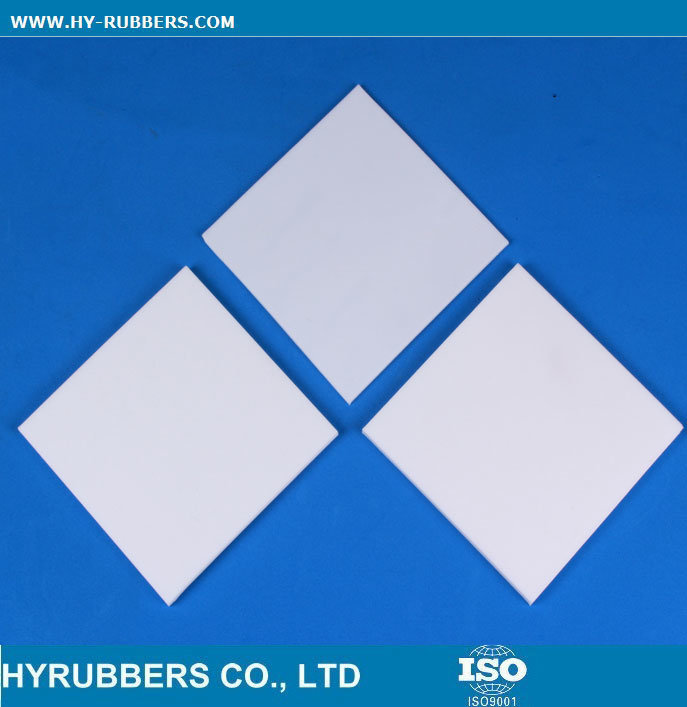 100% Virgin Pure PTFE Plate