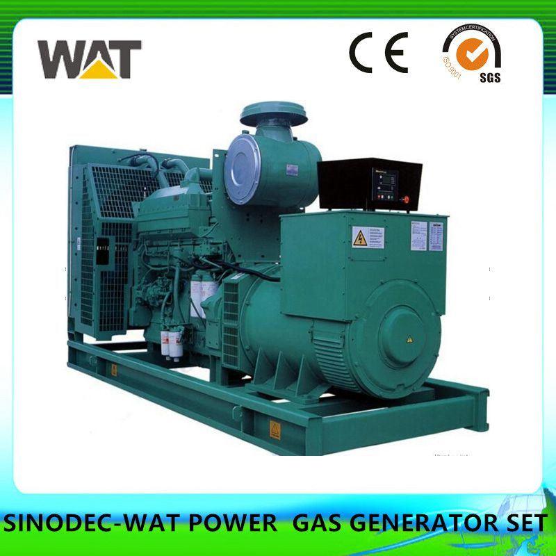 Natural Gas Generator Set Cogenertion System 10-600kVA
