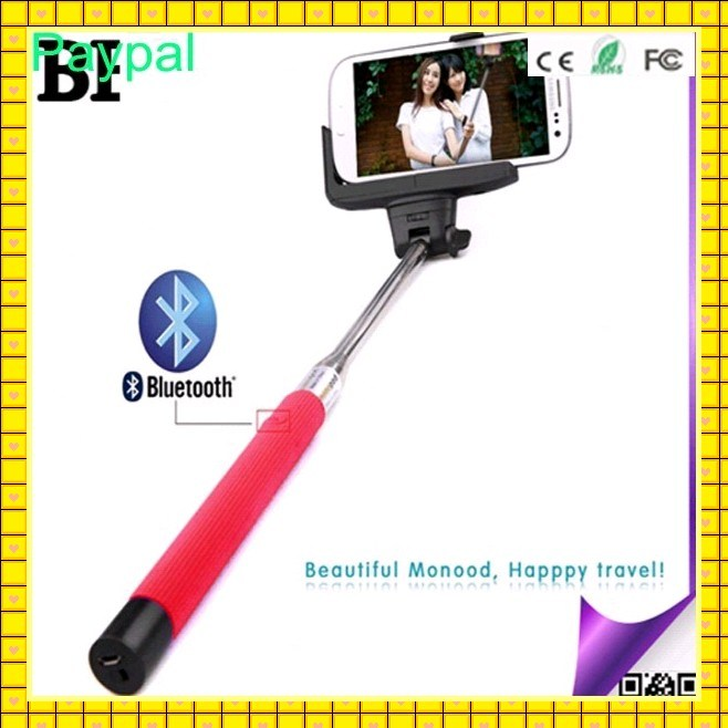 Hotsell Wireless Monopod Selfie Stick Monopod (gc-s006)
