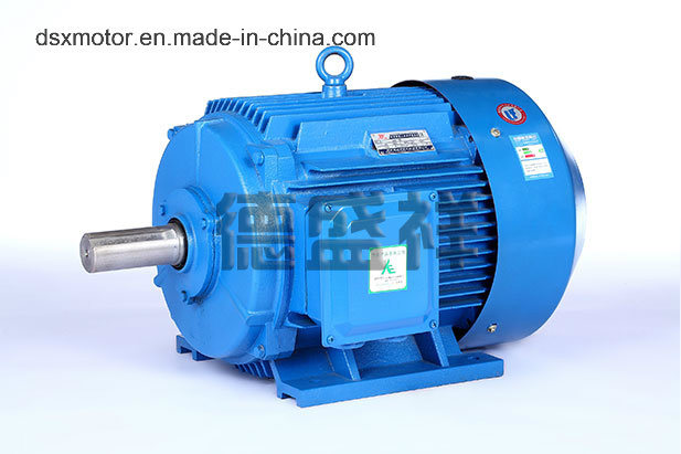 Ie3 Efficiency 3kw Three Phase Asynchronous Electric Motor AC Motor