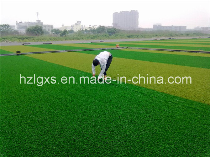 Artificial Grass Synthetic Turf for Footbal Filed -1
