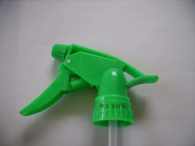 Trigger Pressure Sprayer Plastic Green Trigger Sprayer