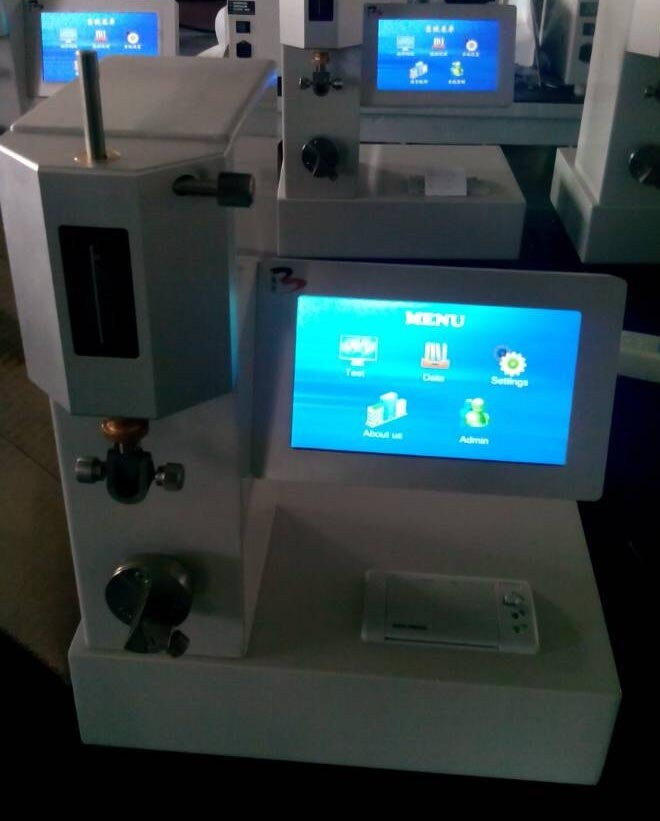Touch-Screen Mit Folding Endurance Tester