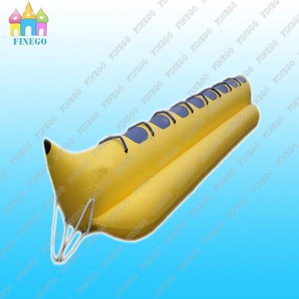 Interesting Inflatable Fishing Banana Boat with En15649