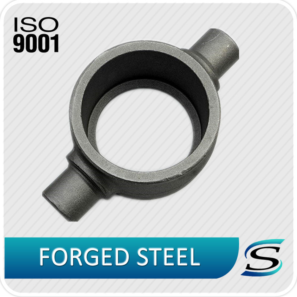 ISO9001 Customized Forged Auto Part / Parts Fittings