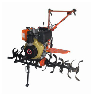 10HP Diesel Power Tiller with 186f Diesel Engine