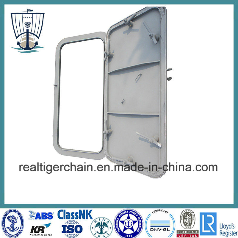 Marine Ship Weathertight Single-Leaf Steel Door with Certificate