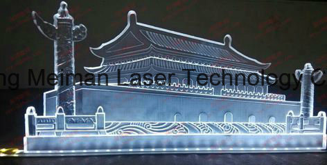 3 Years Warranty Lser Engraving Cutting Machine with Ce Certification