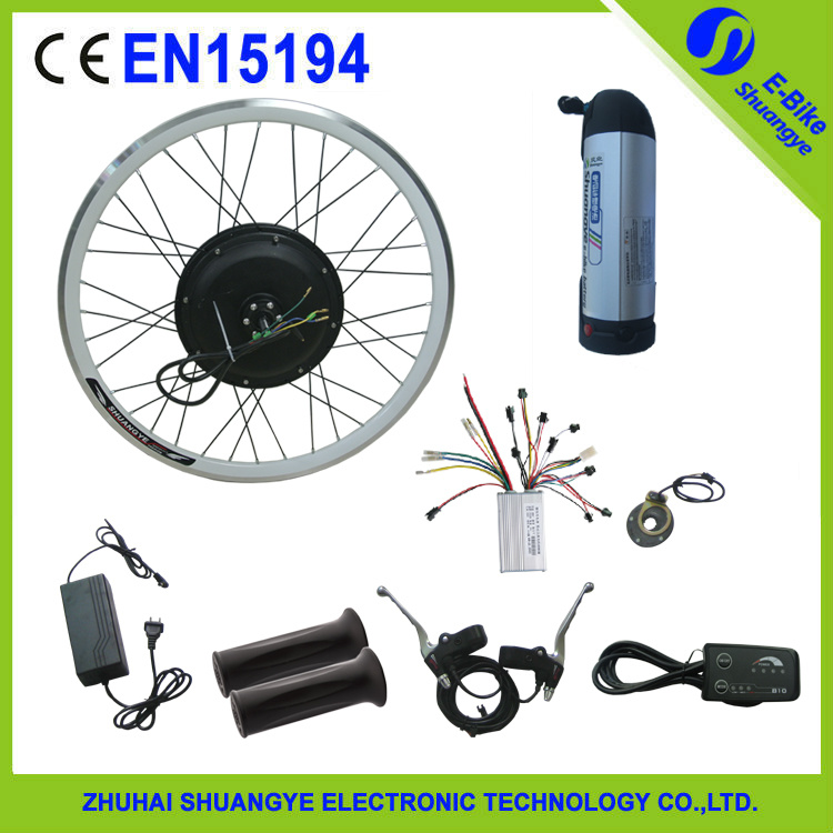 2015! ! 500W DIY Electric Bicycles Kits