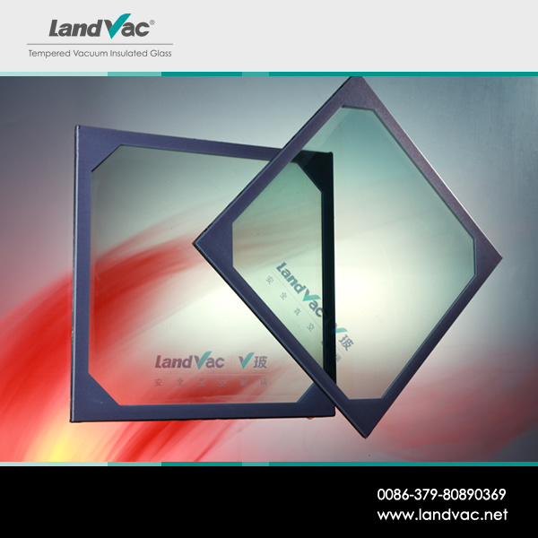 Landvac Decorative Clear Toughened Vacuum Insulated Construction Glass
