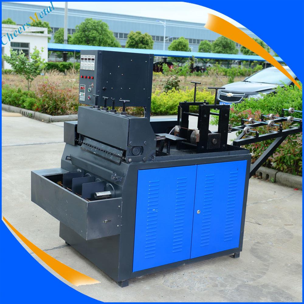 Best Welded Stainless Steel Wire Scourer Making Machine