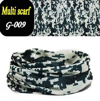 Sport Elastic Multi Bandanna Headband Scarf