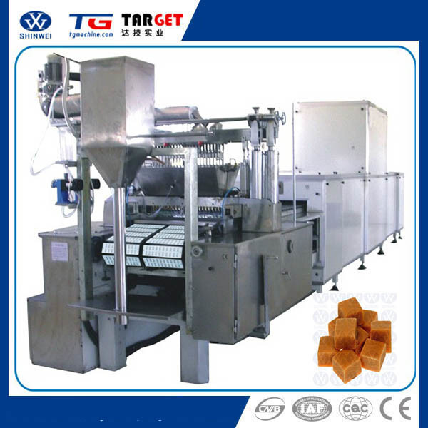 Toffee Candy Depositing Line (PLC controlled) (GD150T)