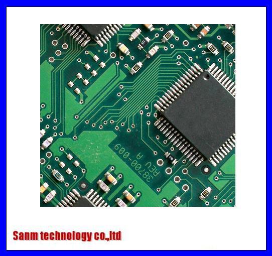 PCBA (PCB Board Assembly) for Telecom Control (PCBA-342)