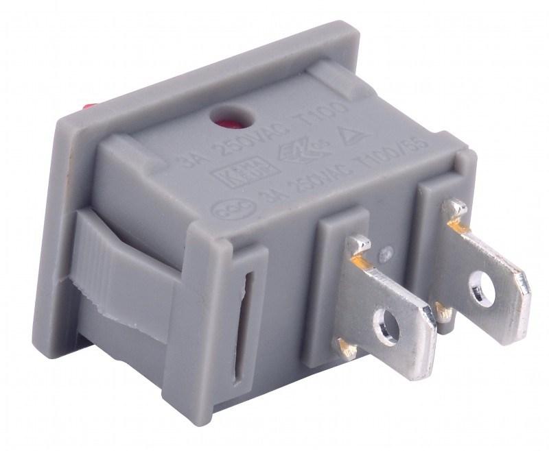 Sokne Rk2-18 1X1 Micro Rocker Switch