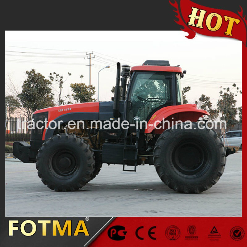 220HP Kat Farm Tractor, Four Wheeled Tractor (KAT 2204D)