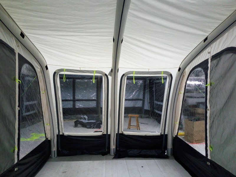 Inflatable Caravan Porch Awning