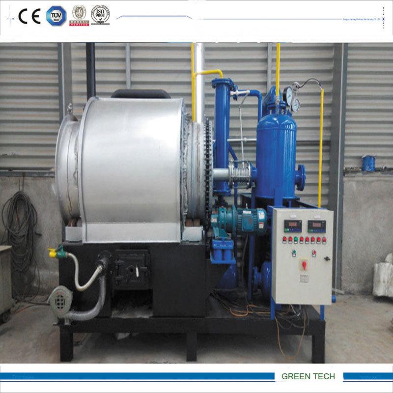 Mini Oil Plant : China mobile mini ton small plastic pyrolysis plant to