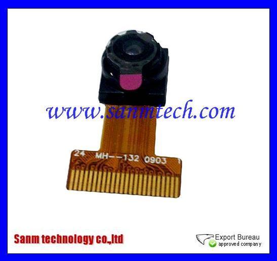 0.3mega Camera Module for Security Field,Ov7725 CMOS Cam Module