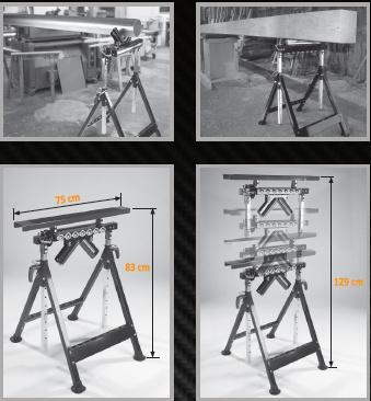 Multifunction Work Stand 4 in 1 (YH-WB004)
