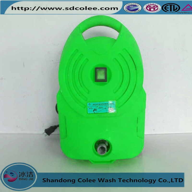 Electric Household Cold Water High Pressure Cleaning machine