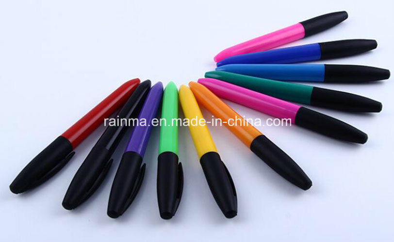 Permanent Marker with Nice Pen Color Set