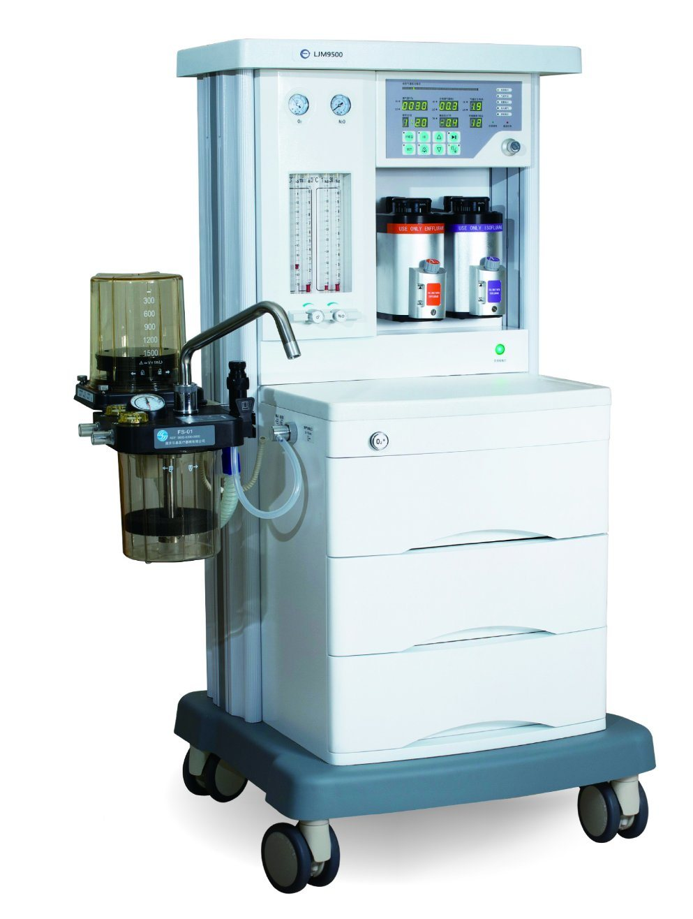 General Medical Anaesthesia/Anesthesia Machine Ljm9500 with Ce Certificate