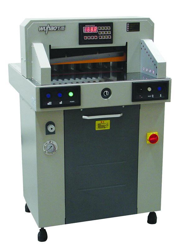 670mm Cutting Width Paper Cutting Machine (6700H)