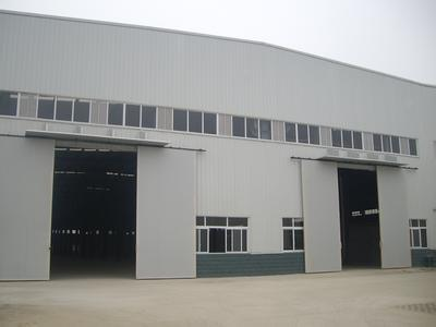 Q235 Q345 Light Steel Frame Structure Warehouse