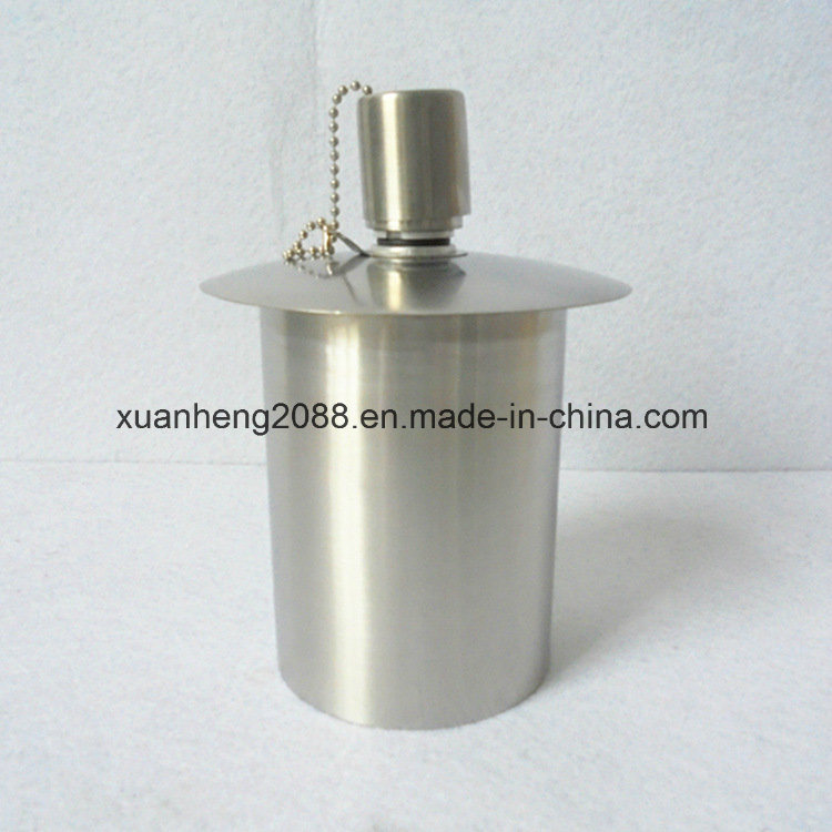 Stainless Steel Garden Oil Lantern