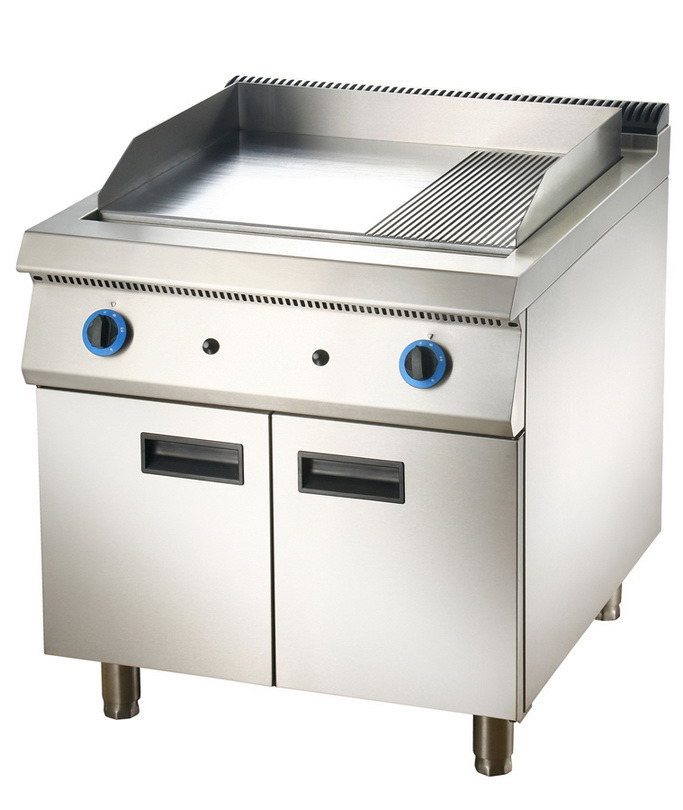 Gas Griddle with Cabinet (LGT-94C/74C)