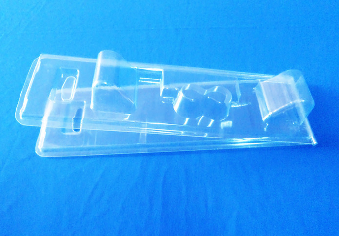 Clear PVC Clamshell Box for Radiator Sets Blister Packing Box