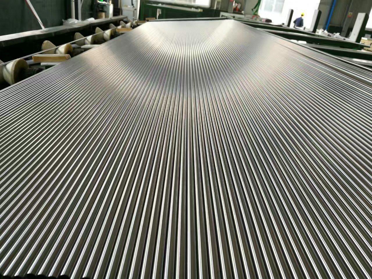 1.4306 Stainless Steel Fine Polishing Tubes