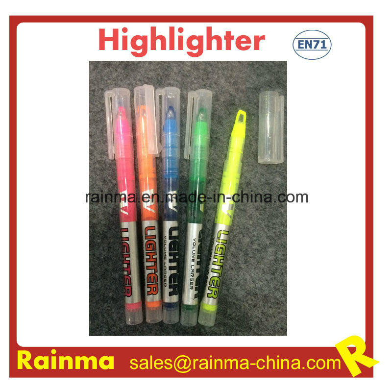 2017 Multi Colored Gel Highlighter Pen with New Nib