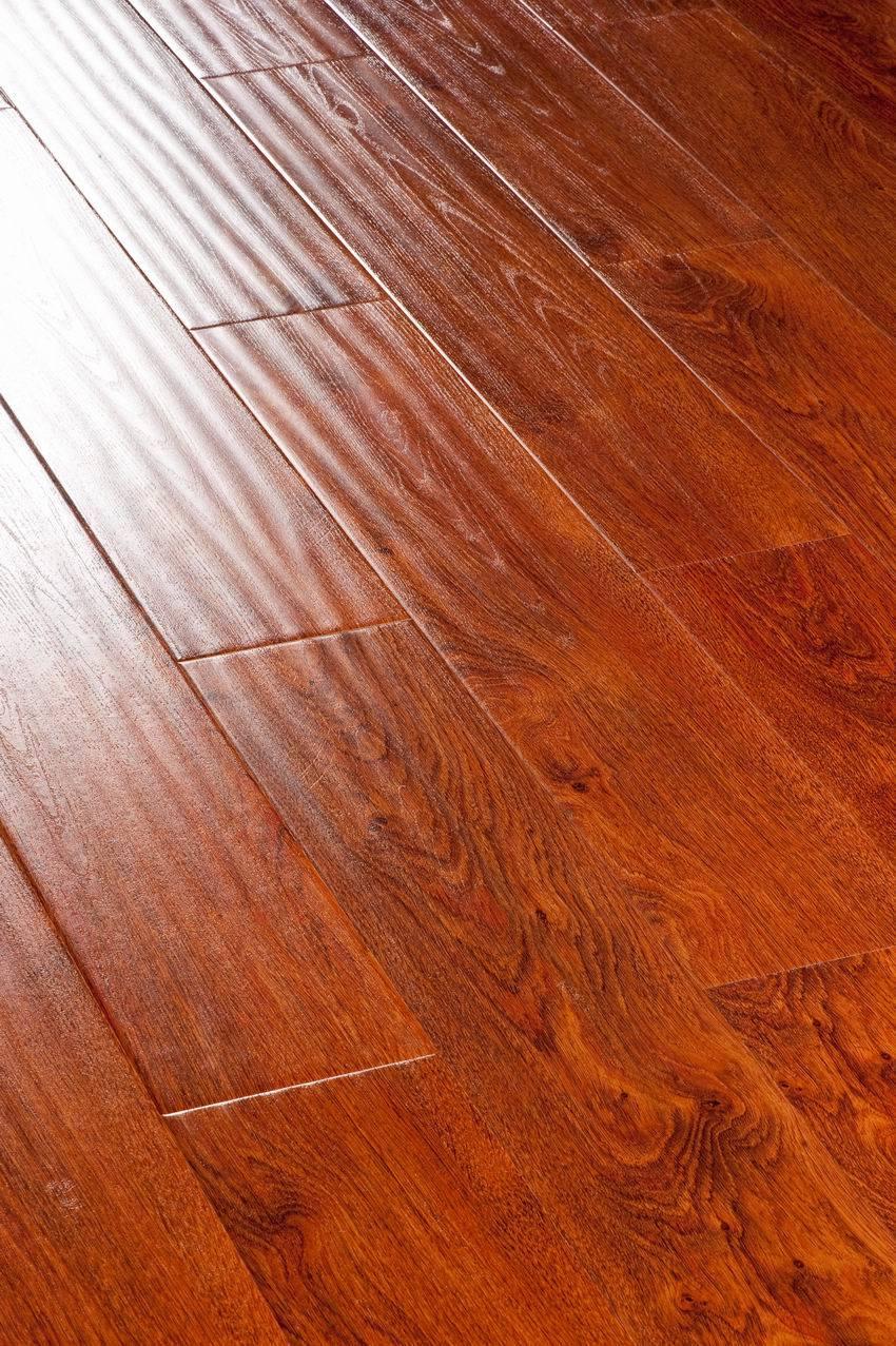 China u groove handscraped laminate wood flooring sd b301 for Us laminate flooring