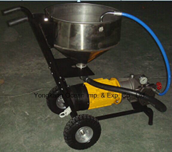 Hyvst Electric High Pressure Airless Paint Sprayer Diaphragm Pump Spx2200-250h